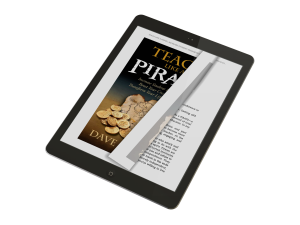 Teach Like a Pirate on Kindle app