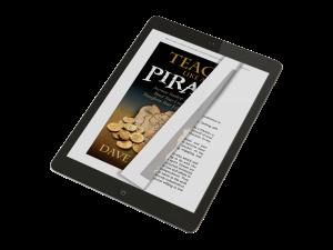 Teach Like a Pirate on Kindle app